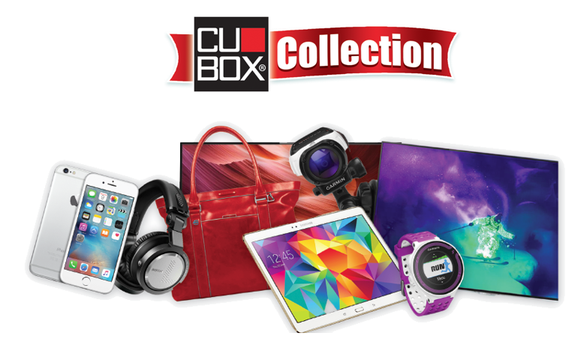 "Si è conclusa la grande raccolta punti ""cubox collection"""