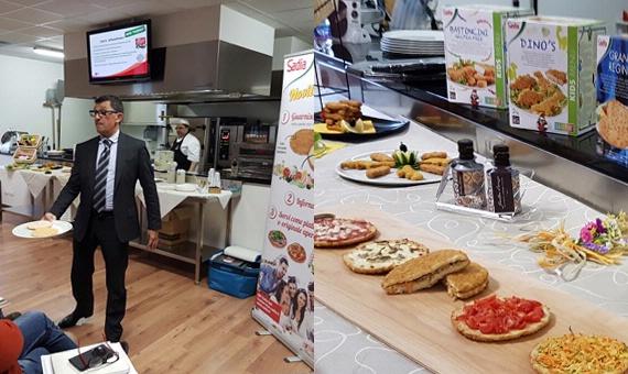 Continua il tour 'aPizzaPollo: Madia Spa ci dedica un pomeriggio di formazione per la propria forza vendite
