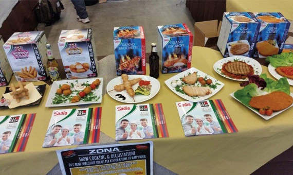 BRF entra nel CASH&CARRY di Zona Market