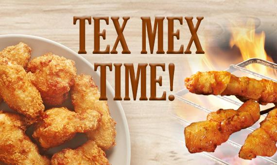 """TEX MEX"" Time!"