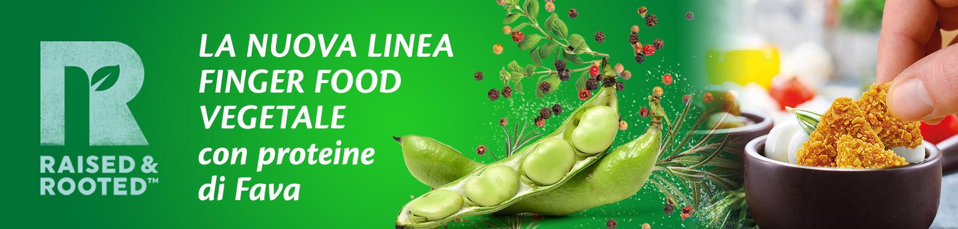 Linea Raised & Rooted Vegetale