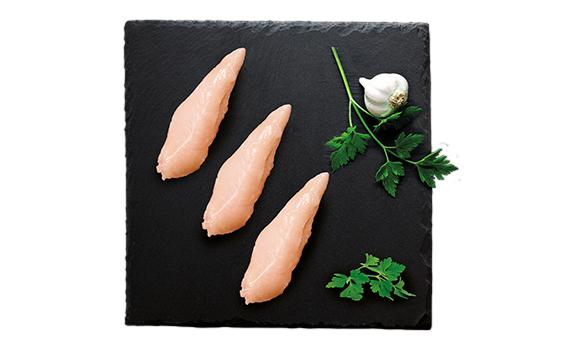 Filettini di pollo salati
