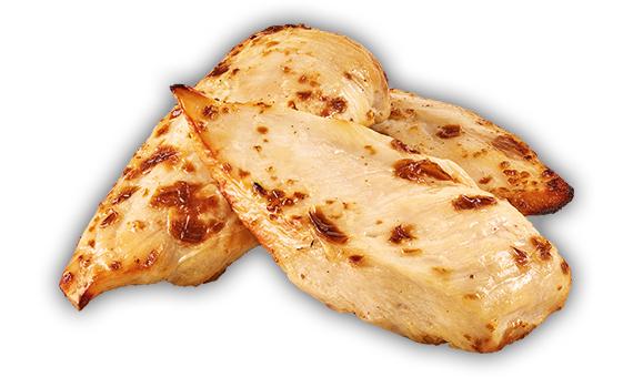 Petto di pollo arrosto 120g