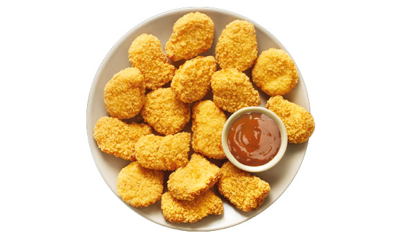 Nuggets di Pollo - Coated Crispy Chicken Nuggets