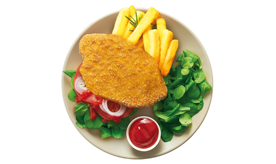 Cotoletta Ready - Coated Chicken Cutlet