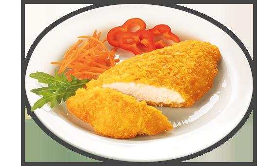 Crispy Chicken Steak - Panatura Cornflakes