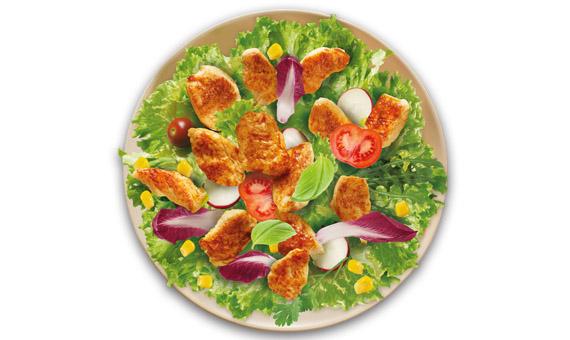 Bocconcini di Filetto di pollo grigliati