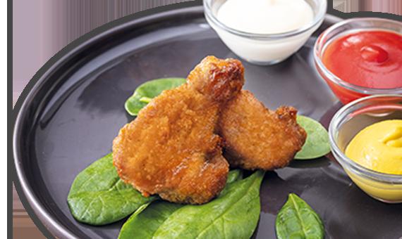 Wings - Southern Fried - Panate e Speziate