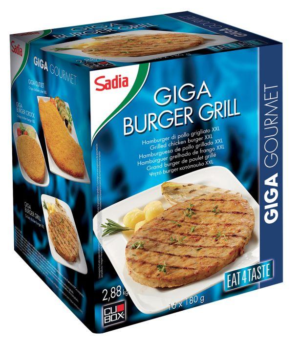 Giga Burger Grill
